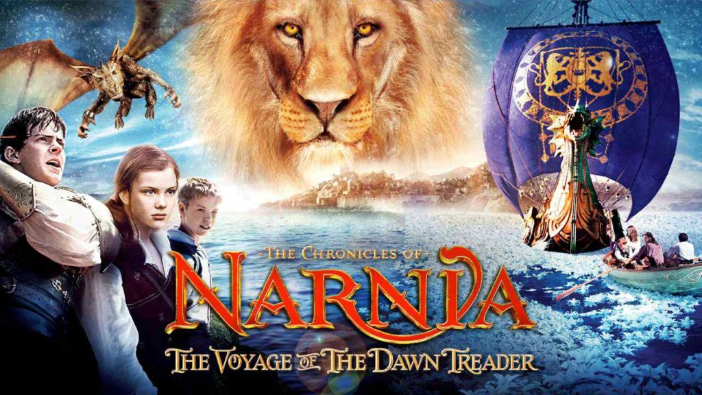 Movie Day – The Chronicles of Narnia: The Voyage of the Dawn Treader @ Saint Matthew's - in the Sanctuary